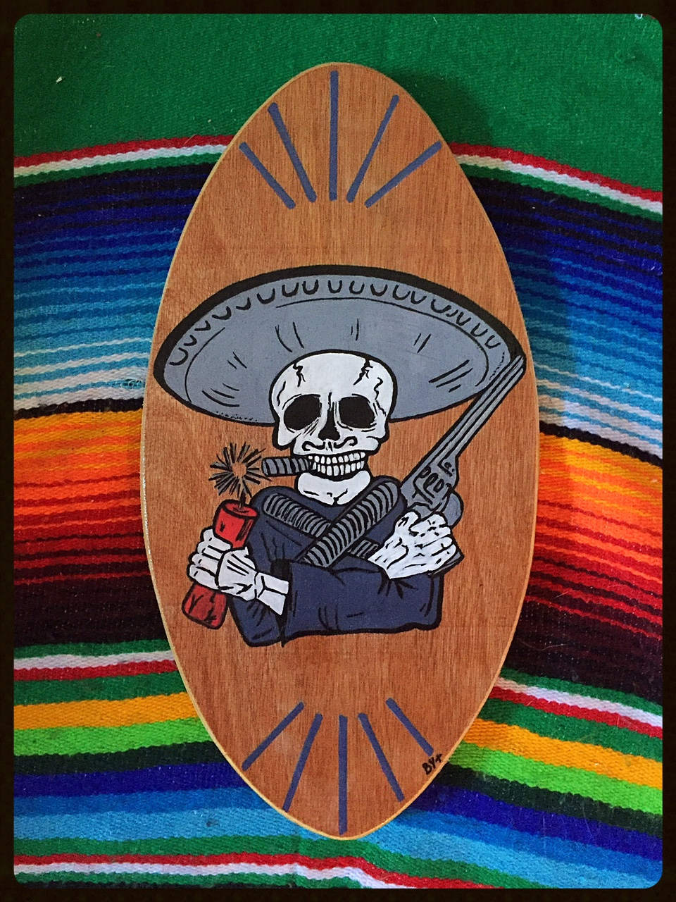 mini surf mexican bandito